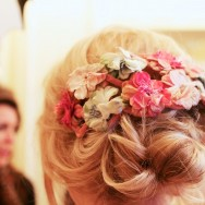 hair flowers