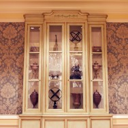 grand american decor - cabinet