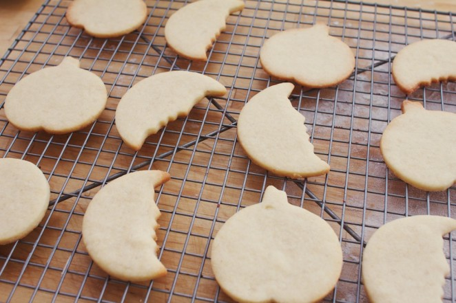 sugar pumpkin cookies 228