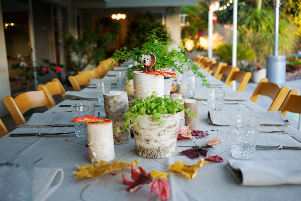 Autumn Table Decor 228 ...