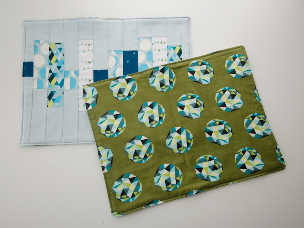 Quilted Placemats Cute Delicious