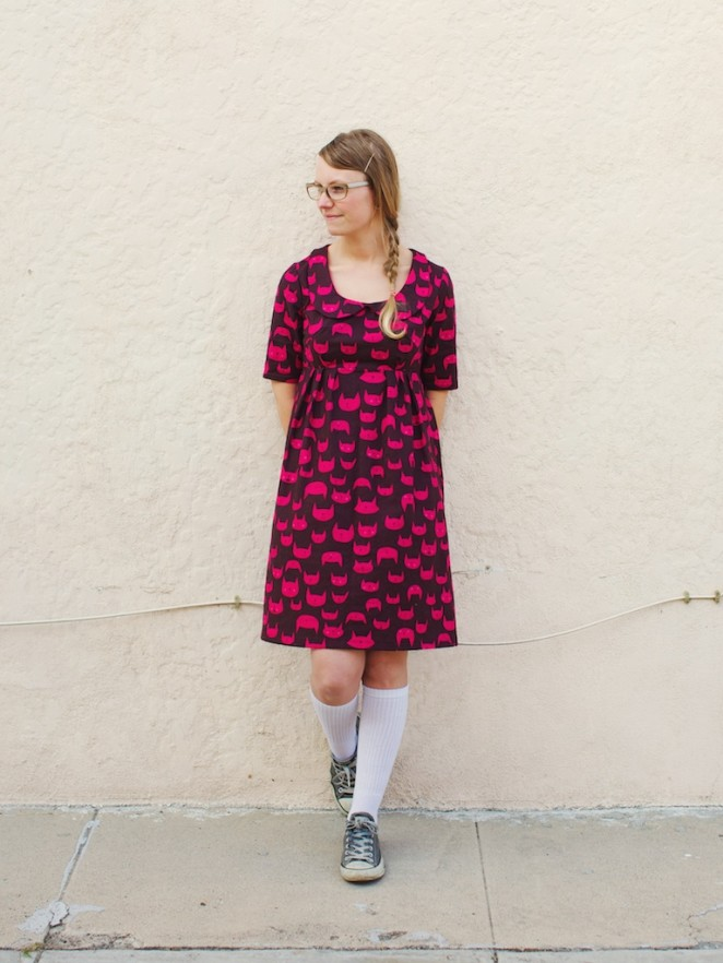 cat nap dress 4