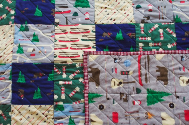 camping quilt 4