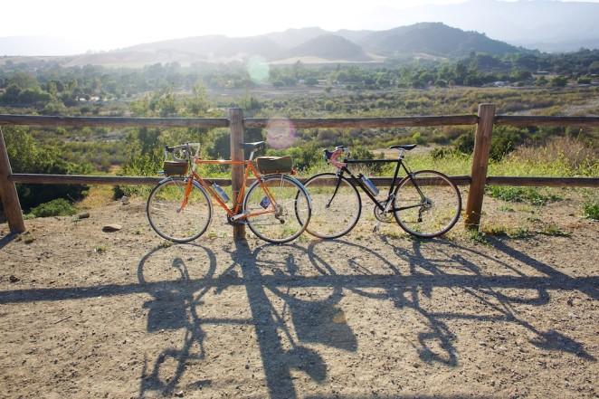 ojai bike ride