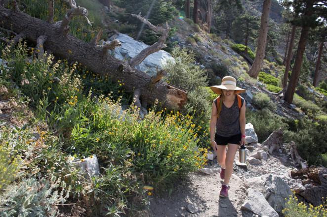 mt baldy hike-1